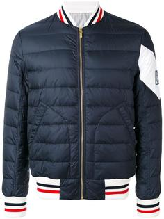 куртка-бомбер Moncler Gamme Bleu