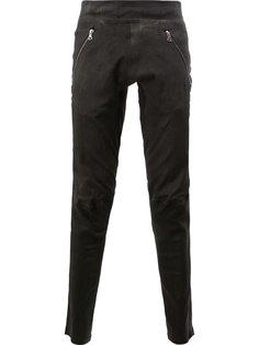 брюки с карманами на молнии Isaac Sellam Experience