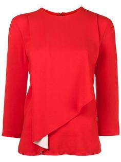 двухслойная блузка  Maison Margiela