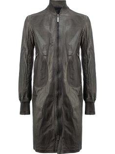 пальто на молнии Isaac Sellam Experience
