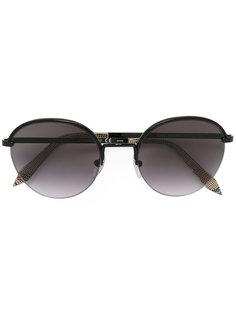 солнцезащитные очки в круглой оправе Victoria Beckham