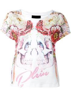 футболка Double Face Philipp Plein