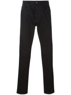 джинсы с аппликацией звезд  Givenchy