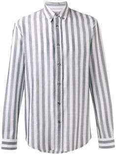 рубашка в полоску  Maison Margiela