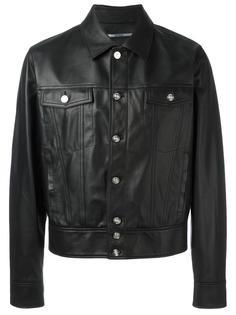 куртка с воротником Kenzo
