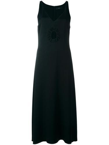 платье с вырезной деталью Ellery