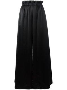 широкие брюки Fendi