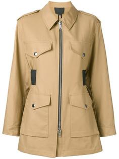 куртка с поясом на талии Alexander Wang