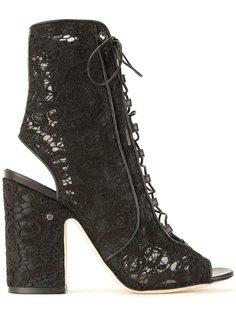 босоножки на шнуровке Laurence Dacade