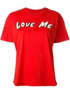 """футболка """"Love Me"""" Sandrine Rose"""