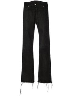 джинсы в байкерском стиле Alyx