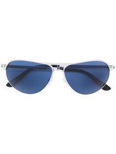 крупные солнцезащитные очки Tom Ford Eyewear