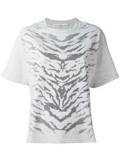 футболка с зебровым узором Golden Goose Deluxe Brand