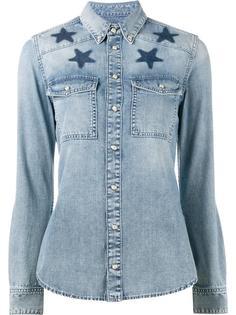 джинсовая куртка Givenchy