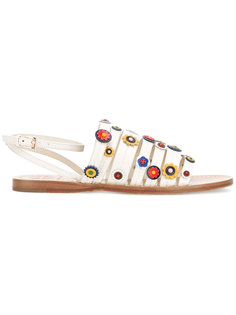 сандалии Marguerite Tory Burch