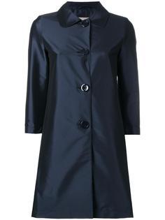 пальто с рукавами три четверти  Herno