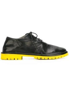 ботинки Дерби с контрастной подошвой Marsèll