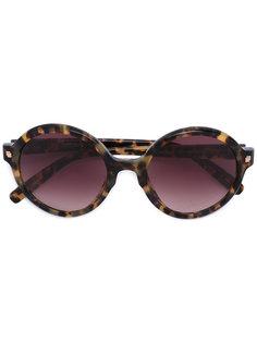 солнцезащитные очки в круглой оправе Dsquared2 Eyewear