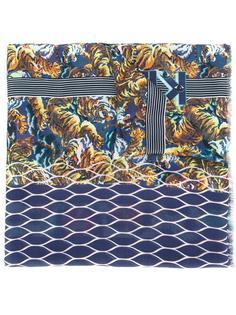 платок с принтом Kenzo