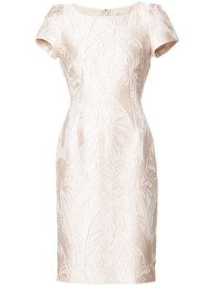платье с короткими рукавами Paule Ka