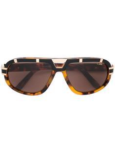 солнцезащитные очки в черепаховой оправе Cazal