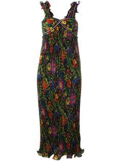 платье миди с цветочным принтом  3.1 Phillip Lim