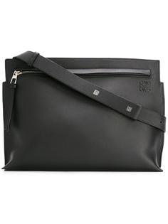прямоугольная сумка через плечо Loewe