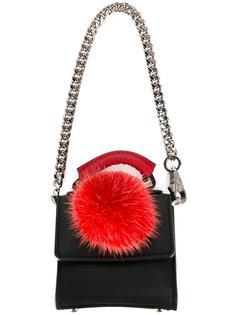 брелок в форме сумки Les Petits Joueurs