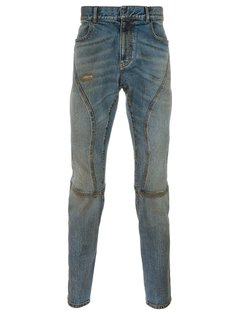 джинсы с обесцвеченным эффектом Faith Connexion
