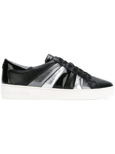 кроссовки с панельным дизайном и шнуровкой Michael Michael Kors