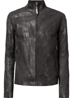 куртка на молнии с высокой горловиной Isaac Sellam Experience