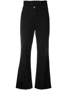 укороченные расклешенные брюки Proenza Schouler