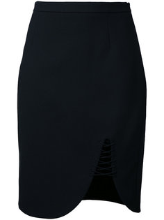 юбка со шнуровкой Alexander Wang