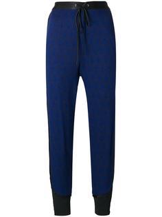 зауженные брюки с полосками по бокам 3.1 Phillip Lim