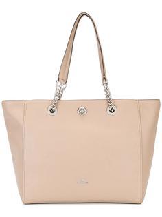 сумка-тоут с логотипом  Coach