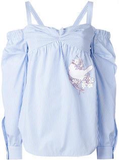 полосатая блузка Nº21