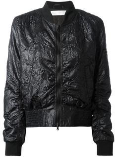 жаккардовая куртка бомбер Victoria Victoria Beckham
