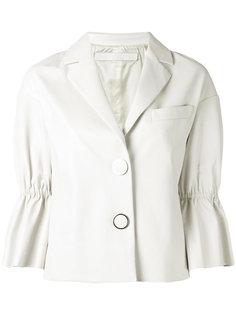 пиджак с рюшами на рукавах Drome