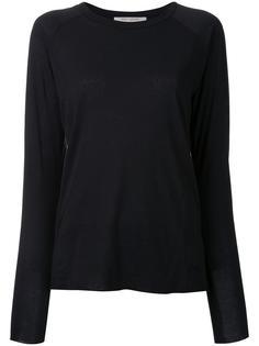 однотонная блузка Nili Lotan