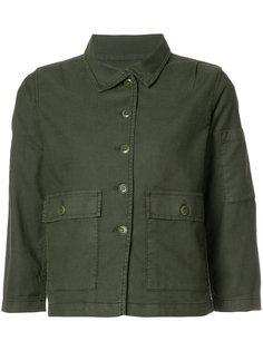 куртка с рукавами три четверти The Great