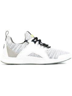 кроссовки с панельным дизайном Kenzo