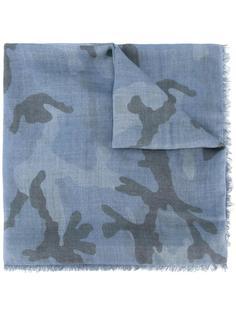 камуфляжный платок Valentino Garavani  Valentino