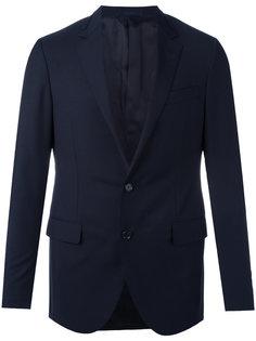классический пиджак с застежкой на две пуговицы Lanvin