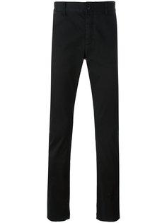 классические брюки чинос кроя слим Saint Laurent
