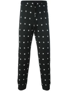 спортивные брюки с принтом McQ Alexander McQueen