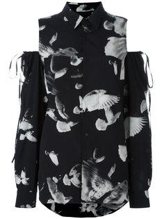 блузка с вырезными деталями на плечах A.F.Vandevorst