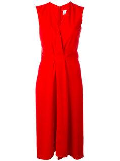 платье c V-образным вырезом  Maison Margiela