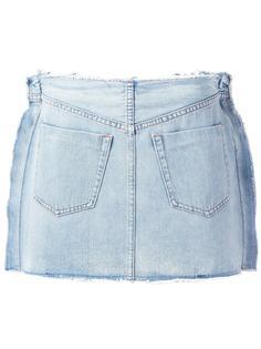 джинсовая мини-юбка Mm6 Maison Margiela