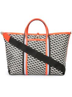сумка-шоппер с принтом Pierre Hardy