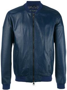 куртка бомбер на молнии Etro